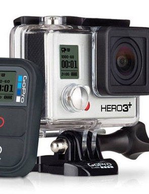 GoPro HERO3+ Black with Wi-Fi remote