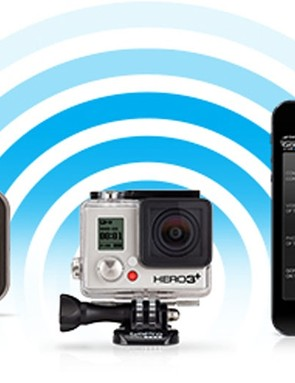 GoPro have upgraded their app to work faster with the HERO3+'s built in Wi-Fi