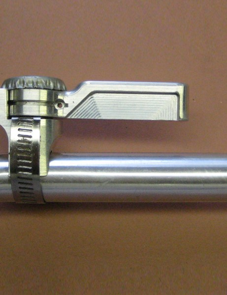 This final prototype was created using CNC machining instead of aluminium casting