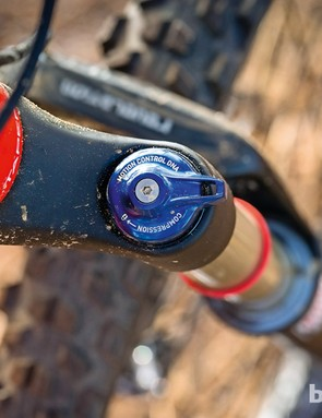 Motion Control damped RockShox Sector is a solid performer