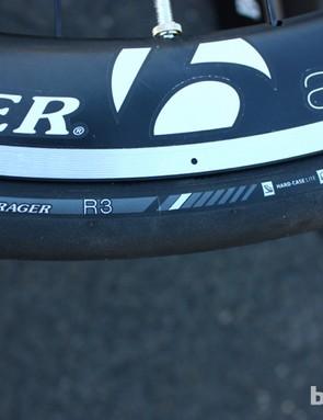 Road tubeless 2014: Bontrager's R3 tubeless tire