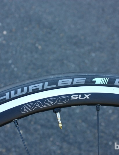 Road tubeless 2014: Schwalbe's new line of One tires include three tubeless options