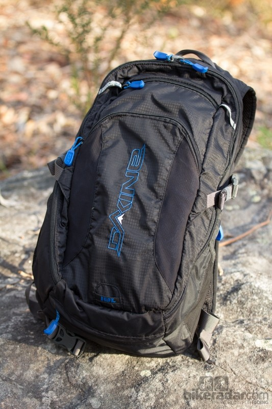 The Dakine AMP 18L - unsurprisingly very good considering Dakine's reputation in packs