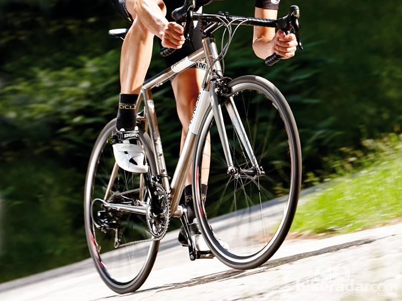 The Equilibrium is slow to accelerate but offers fantastic long-distance comfort