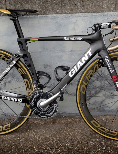 Pro bike: Marianne Vos' Giant Envie Advanced