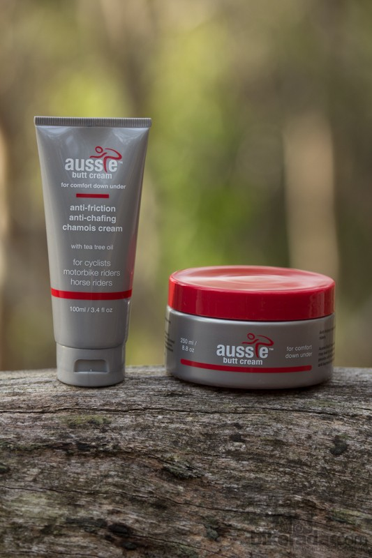 Aussie Butt Cream - Sold in a 100ml travel tube ($15) or 250g jar ($29.95)