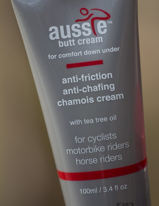 The Aussie Butt Cream travel tube is safe for international travel