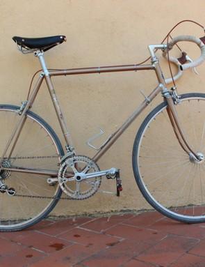 L'Eroica Pro bike: Franco Rossi's Cinelli Speciale Corse bike, circa 1960