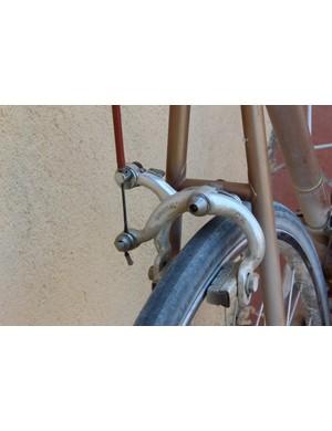 L'Eroica Pro bike: Hydraulic disc brakes are anathema for L'Eroica