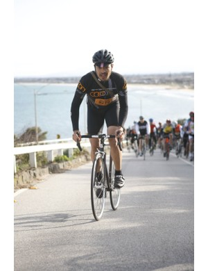 Around the Bay has become a popular challenge for thousands of cyclists