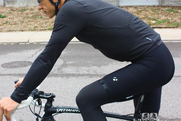 Bontrager fall wear: The RXL Thermal longsleeve jersey