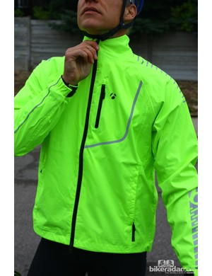 Bontrager autumn wear: Bontrager has four fit styles: Pro Fit, Fitted, Semi-Fitted and Comfort Fit. This Commuter Jacket falls into the latter