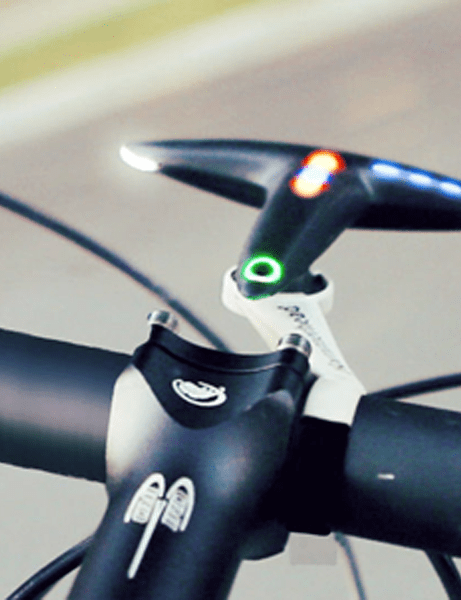 Hammerhead Navigation is a small start-up with an innovative approach to turn-by-turn navigation for cyclists
