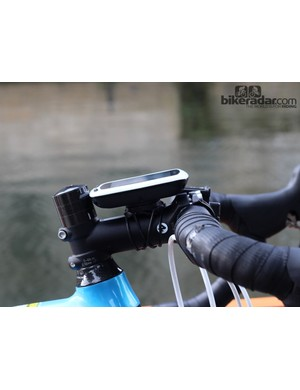 The Garmin Edge Touring Plus: a cycle computer that's all about the maps