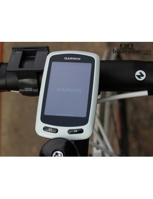 The Garmin Edge Touring Plus was unveiled at Eurobike in August