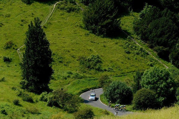 Tension between cyclists, local residents and motorists has become particularly acute in the Box Hill area of Surrey, said a county council spokeswoman