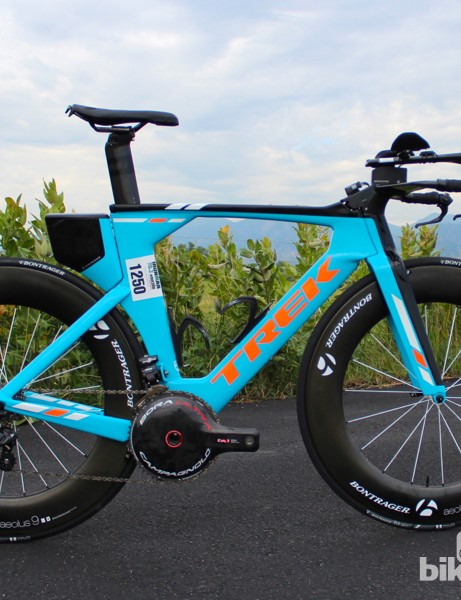 Trek Speed Concept 9 Series: Trek's latest TT/Tri iteration shaves nearly a pound off the 2013 model