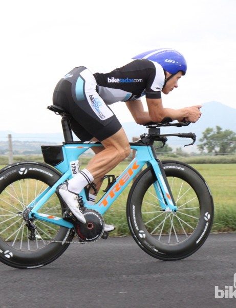 Trek Speed Concept 9 Series: Once you have the fit dialed, the Speed Concept is a tremendous machine for solo efforts