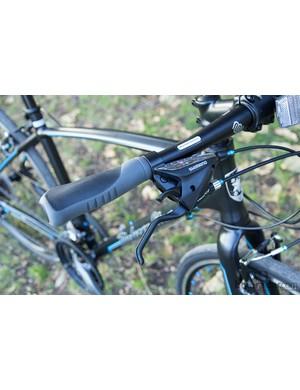 The Malvern Star Sprint 7.0 is a capable flat-bar road bike
