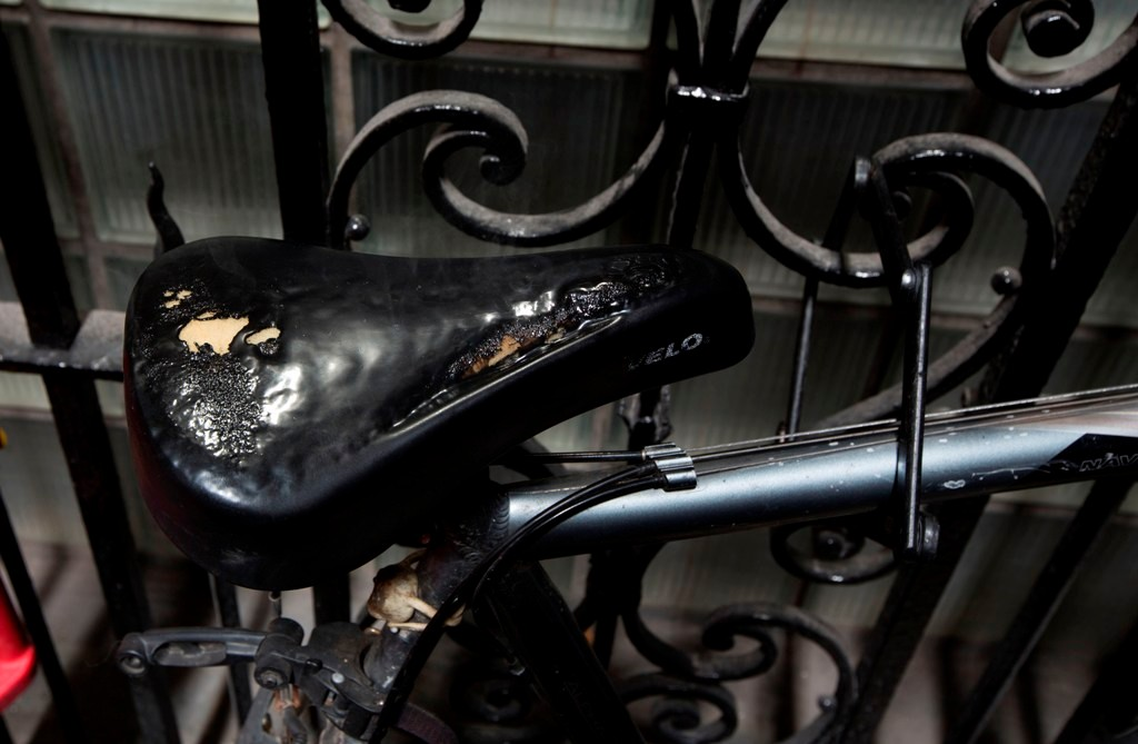 A campaigner hopes a national database of stolen bike frame numbers will reduce the market for stolen bikes