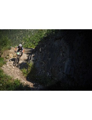 The Singletrack Six mountain bike stage race mixes cross country with enduro and time trial stages in jaw-dropping scenery