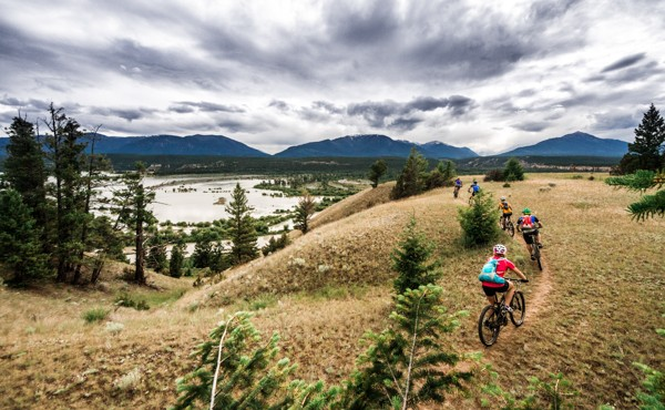 Singletrack Six will explore the best territories western Canada has to offer