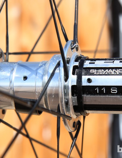 HED's latest wheels are already compatible with 11-speed Shimano and SRAM cassettes