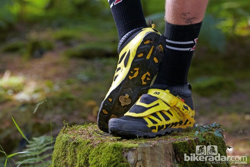 Mavic Crossmax Enduro shoes