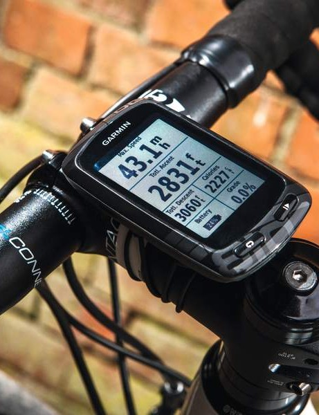 GPS cycle computers are ubiquitous on many club rider's bikes