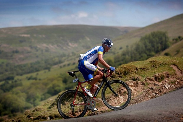 The Wiggle Dragon Ride: hardcore Welsh climbing