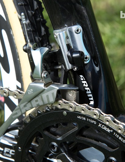 The SRAM chain watcher provides some insurance against dropped chains