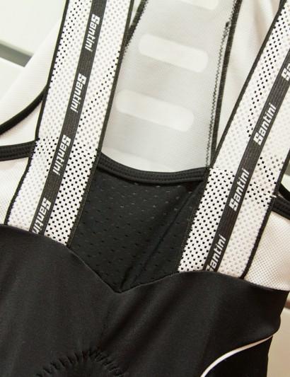 Santini B Cool Bibs - combine plenty of Santini's race-winning technology. AU$289 for this cool piece of kit