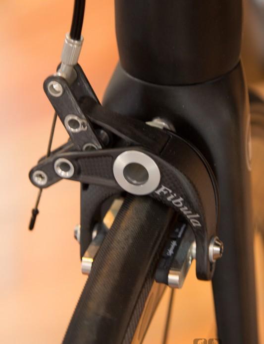 THM Fibula brakes - 138g for the pair!