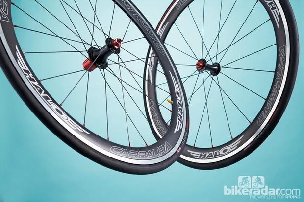Halo Carbaura 50 wheels