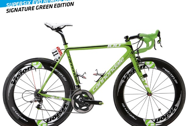 Peter Sagan's original team bike