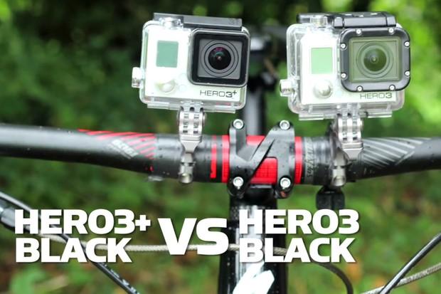 GoPro Hero 3+ Black Edition vs GoPro Hero 3 Black