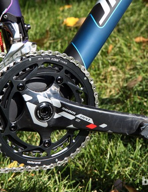 Standard 46/36-tooth chainrings for Elle Anderson (California Giant)
