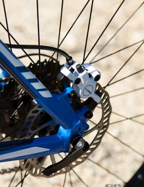 Hydraulic brakes - just another sign of trickle down technology benefiting the entry-level bikes
