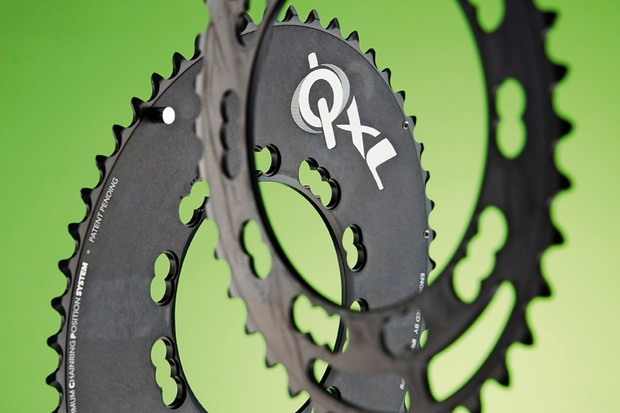 Rotor's QXL rings are more oval than the company's standard Q-Rings