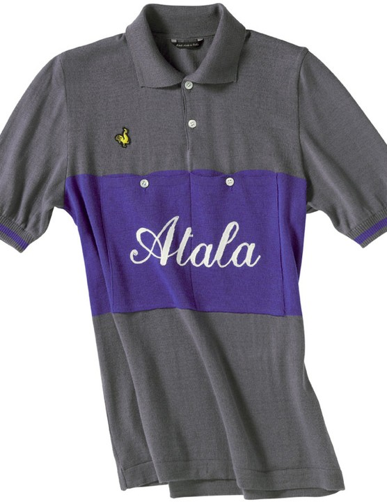 De Marchi 2014 Authentic line: The Atala 1949 replica jersey