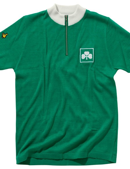 De Marchi 2014 Authentic line: The Ireland 1982 replica jersey