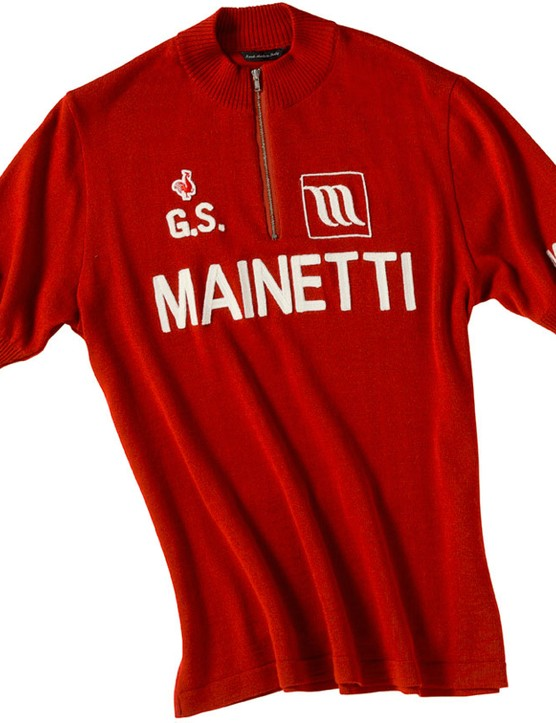 De Marchi 2014 Authentic line: The Mainetti 1967 jersey