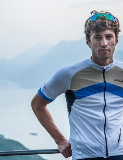 De Marchi 2014 Innovation line: It isn't just wool and stiching at De Marchi. The company has a full range of progressive designs for 2014