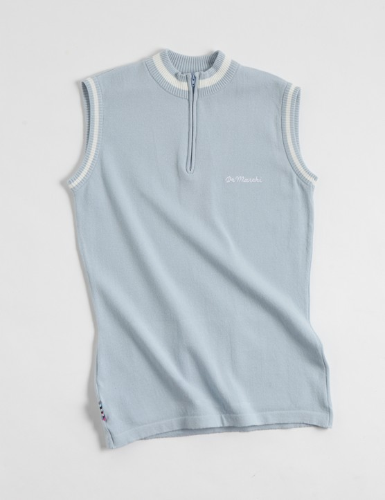 De Marchi 2014 Tradition line: The women's Classica sleeveless jersey