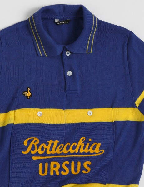 De Marchi 2014 Authentic Line: The Bottecchia 1951 replica jersey