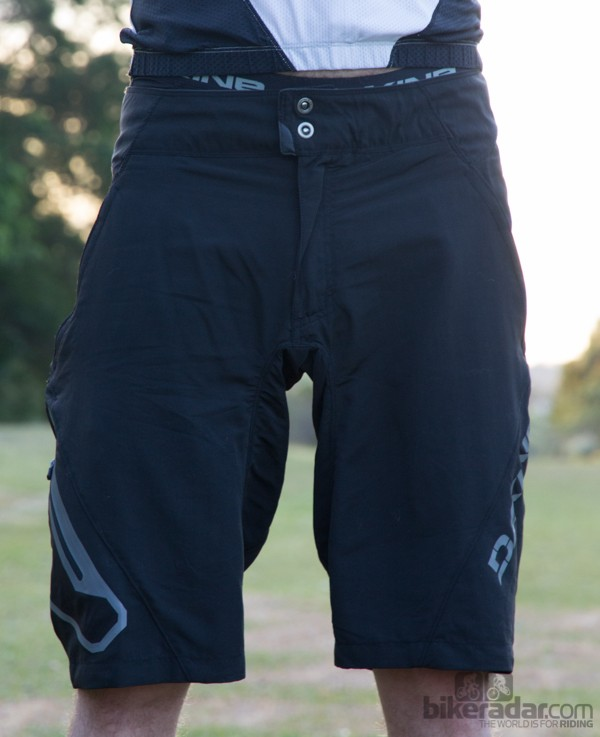 The Dakine Boundary shorts with Comp Liner