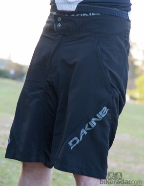 The subtle styling of the Dakine Boundary shorts will go with everything