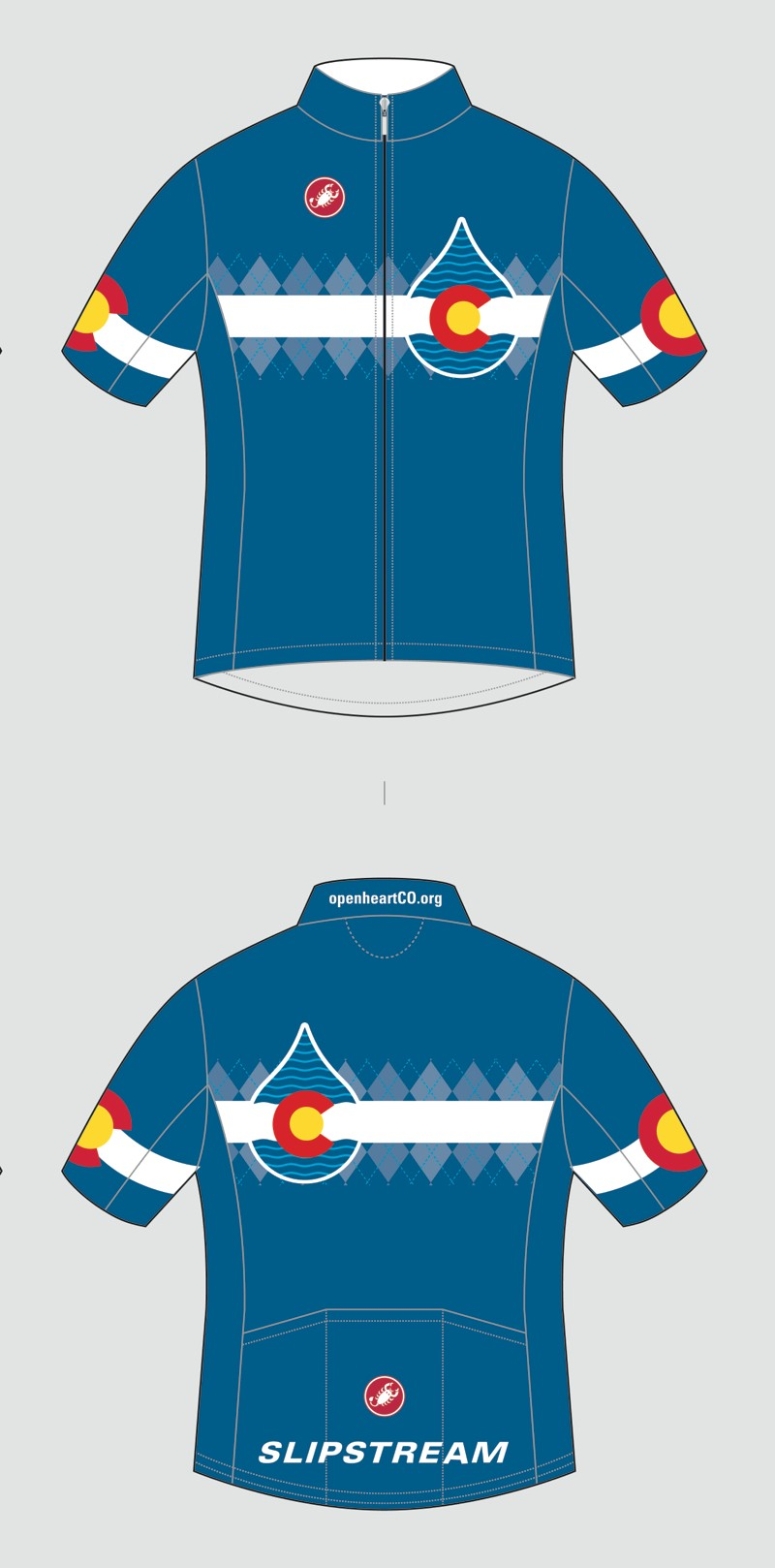 Castelli proceeds will go to Open Heart Colorado