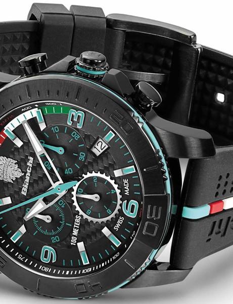 Bianchi's new chronographic watch