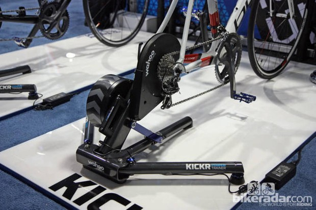 Wahoo Fitness' KICKR trainer: coming to a WorldTour team in the near future?